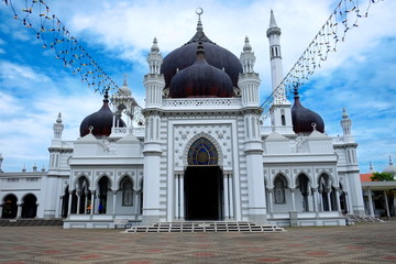 Oldest mosque in Malaysia,Masjid Zahir located in Kedah