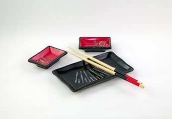 Photo Dishes for sushi