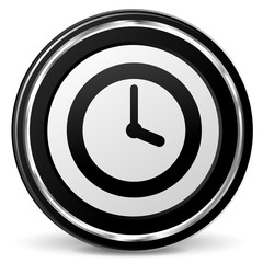 time black icon