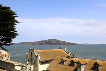 toits d'Alcatraz