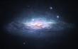 Galaxy - the city of stars