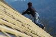 charpentier - pose de liteaux