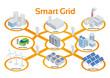 Smart Grid image, vector - 74574492