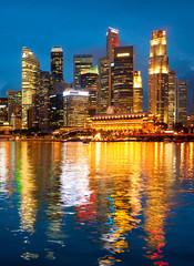 Singapore business centre