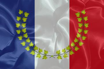 FRANCE -  Label  Vins de prestige