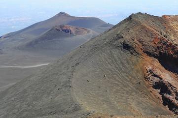 High volcano