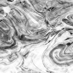 墨流しの和紙 -Paper marbling-