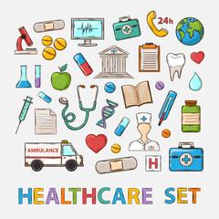 Medical doddle set