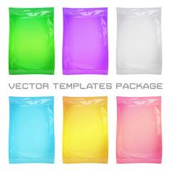 package blank template