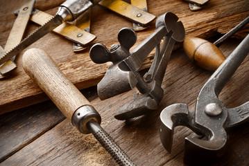carpenter vintage tools