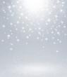 starlight silver background