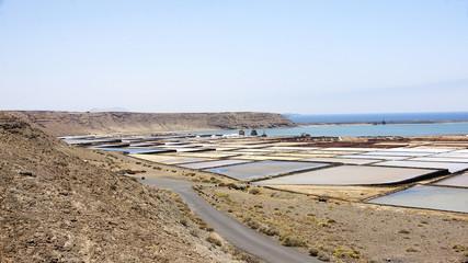 Salinas del Janubio, Lanzarote, Islas Canarias
