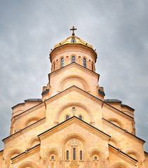 Holy Trinity Cathedral ,Tbilisi