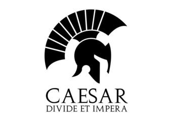 Caesar logotype