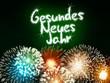 Gesundes Neues Jahr German Happy New Year