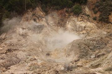 Sulfur Rising