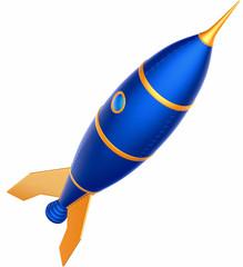 Steel Rocket