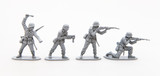 Plastic Toy Soldiers Wall Sticker