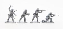 Plastic Toy Soldiers Sticker