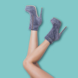Fototapety high heel shoes
