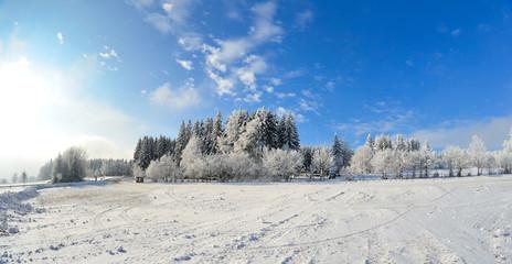 Winter am Ochsenkopf