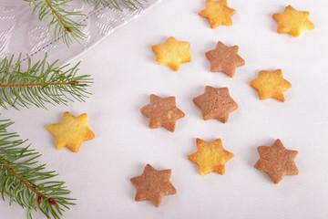 Kekse Sterne