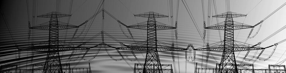Stromverbund-Wasserkraft