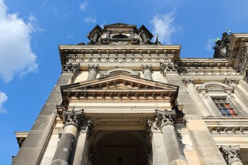 Berlin Cathedral - German architecture