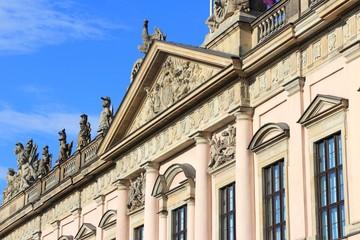 Berlin - Zeughaus museum