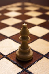 Bishop piece in chess game