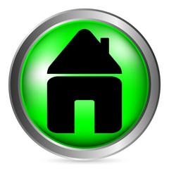 Home symbol button