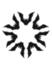 Bats circular ring