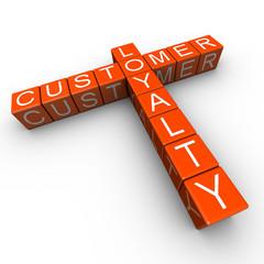Customer Loyalty Crossword