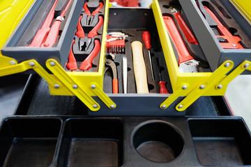 tool trolley