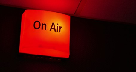 We are on-air