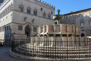 Fontana di Perugia