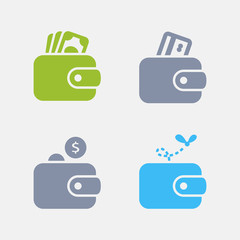 Wallets | Granite Alternative Icons