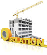 Building thermal insulation