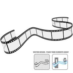 Vector Film Roll #8