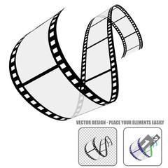 Vector Film Roll #9