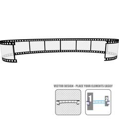 Vector Film Roll #10