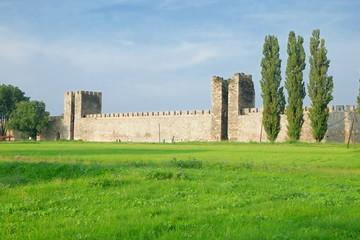 Smederevo Fortress, Serbia