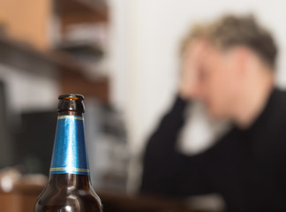 headache after alcohol beer