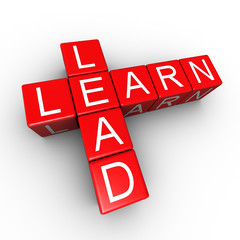 Lead Learn Text
