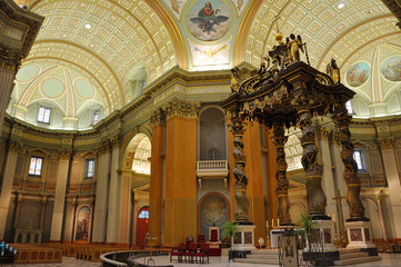 Mary Queen of the World Cathedral, Montreal