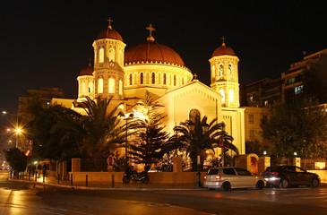 Metropolitan church of St. Gregory Palamas in Thessaloniki