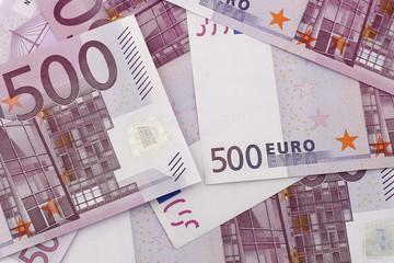 Money 500 Euro