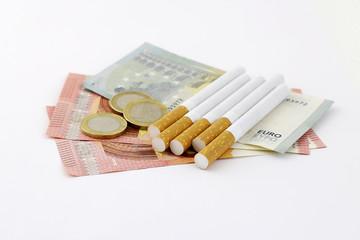 A Waste of Money: Smoking