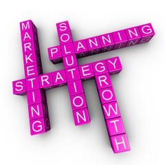 Strategy Crossword