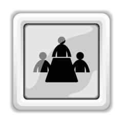 Meeting room icon